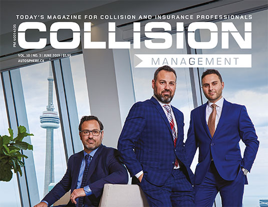 Simplicity Car Care Featured in Collision Management Magazine