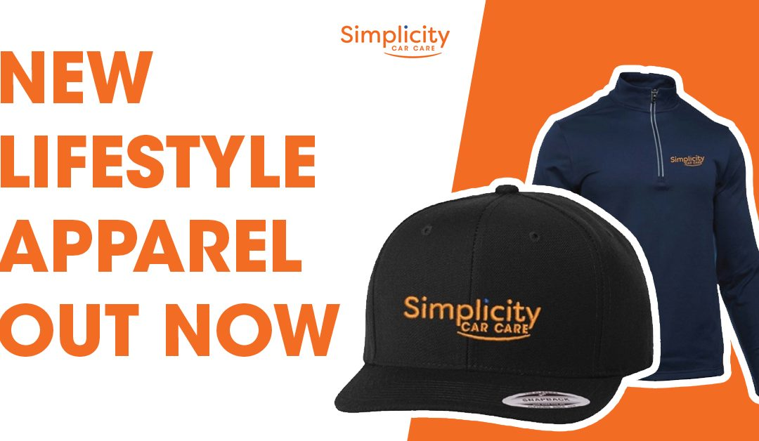 Simplicity Car Care Launches New Lifestyle Apparel