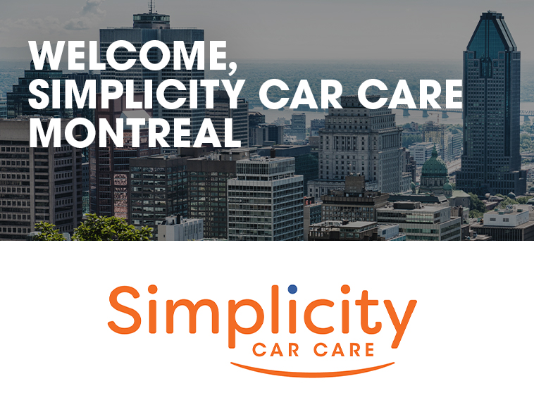 Simplicity Car Care Expands In Quebec With New Location In Montreal