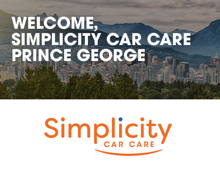 Simplicity Car Care Expands Into British Columbia With New Location In Prince George