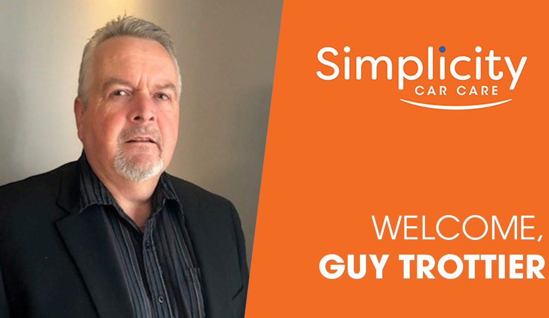 Simplicity Car Care Welcomes Guy Trottier As Field Conversion Manager, Quebec