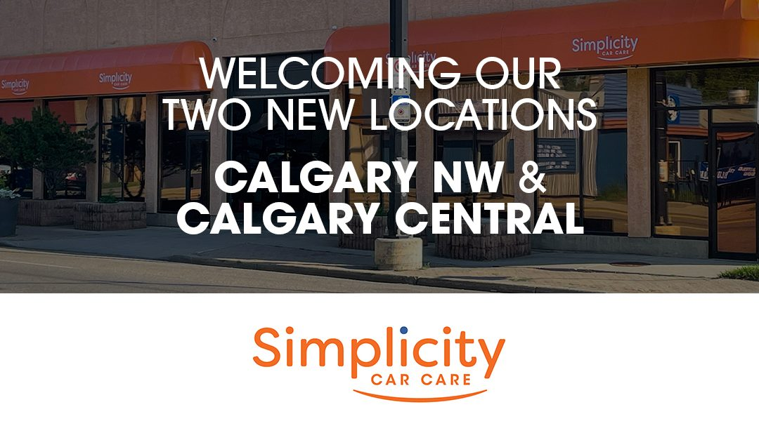 Simplicity Car Care Expands With Two New Locations In Calgary